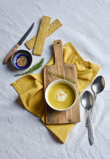 Albane Hemon - photographe & styliste culinaire