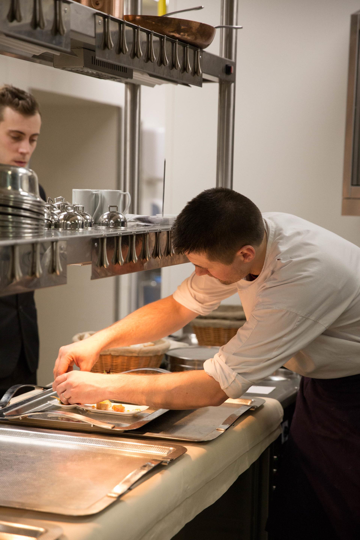Cuisines Le Baron © Albane Hemon