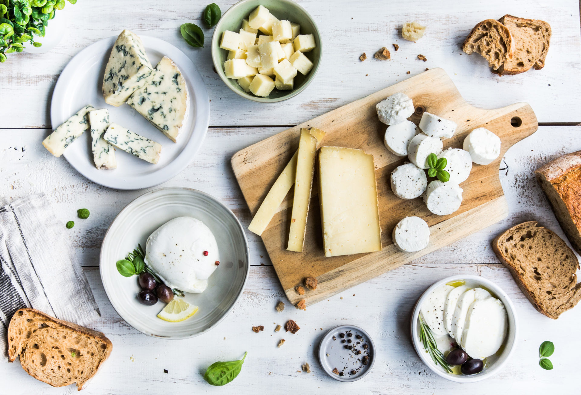 Plateau fromage - Albane Hemon