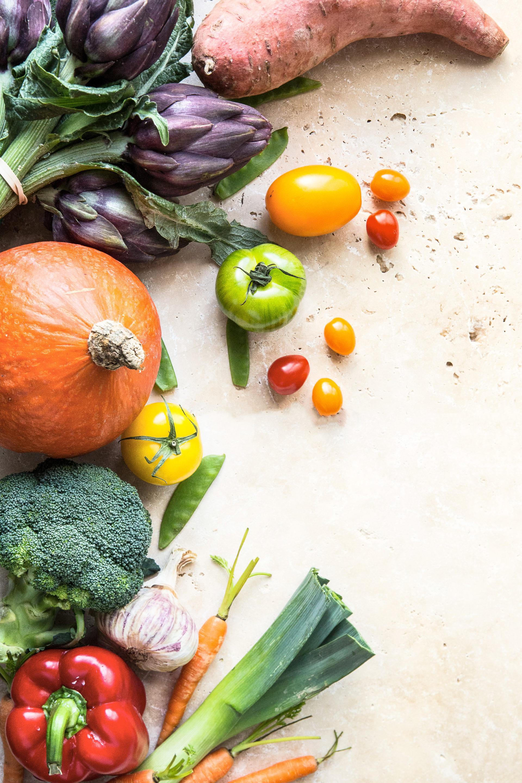 Fruits et légumes - Albane Hemon