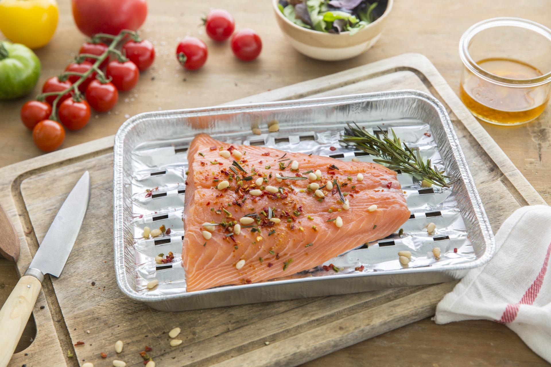 Pavé saumon Rolmer - Albane Hemon