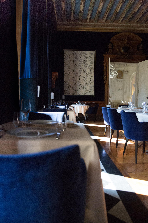Salle bleue 2 Le Baron © Albane Hemon