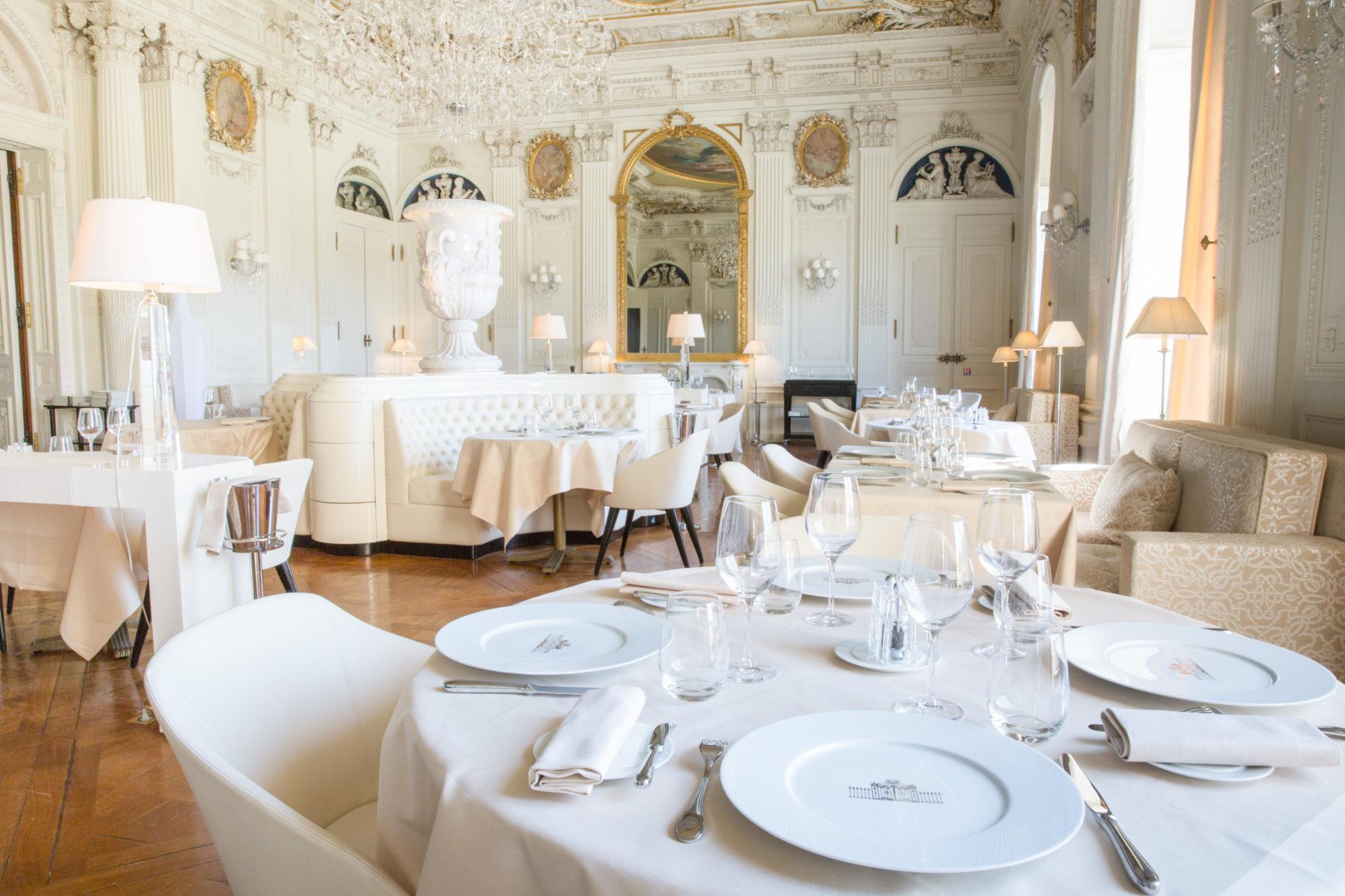 Restaurant Le Baron © Albane Hemon