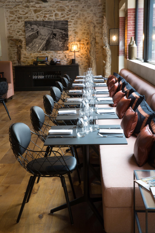 Restaurant Le Chais © Albane Hemon